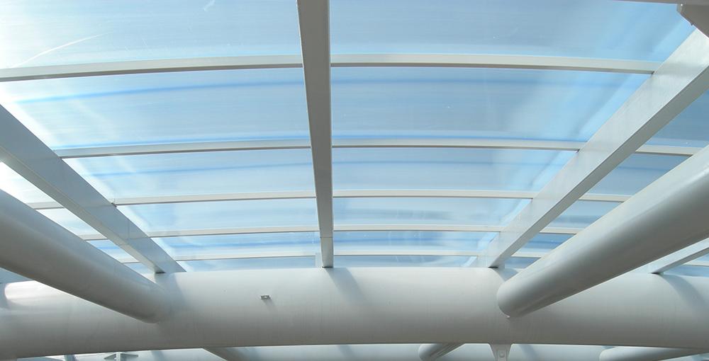단팔 스카이라이트 – 채광 지붕재